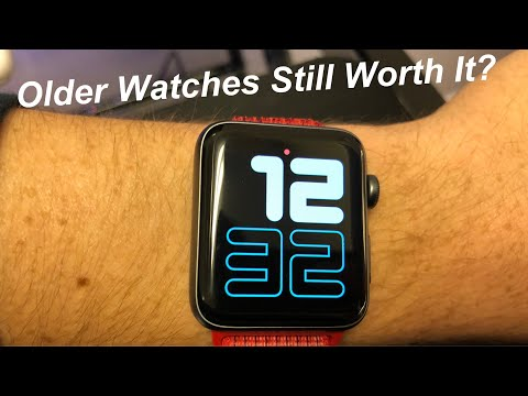 WatchOS 6.1 On Apple Watch Series 2! (Overview & Features Available)