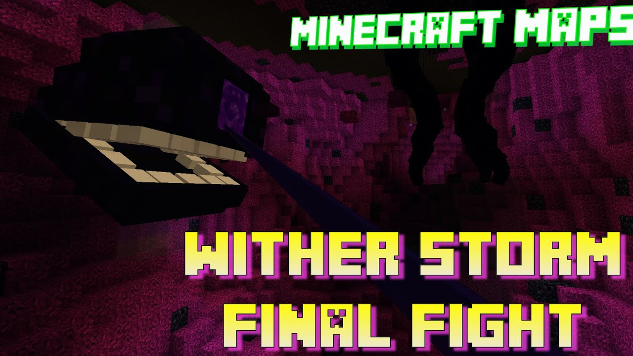 WITHER STORM FINAL FIGHT IN MINECRAFT (Minecraft Story Mode)