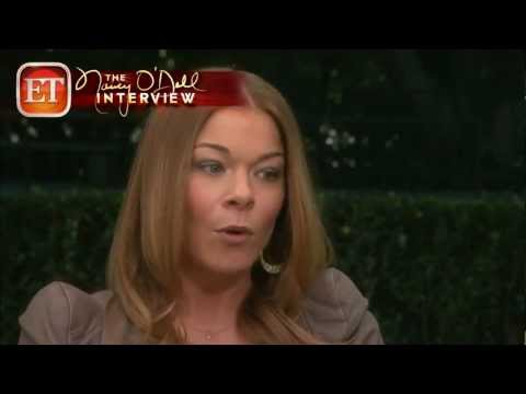 LeAnn Rimes On Twitter War with Brandi Glanville
