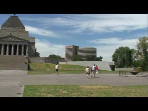 Shrine of Remembrance 2007 HD 1080i