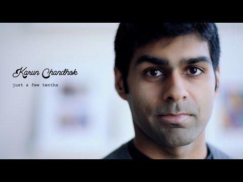 Karun Chandhok - a few tenths
