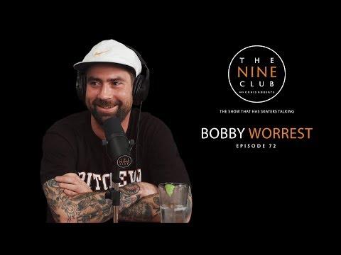 Bob Worrest  The Nine Club With Chris Roberts  Episode 72
