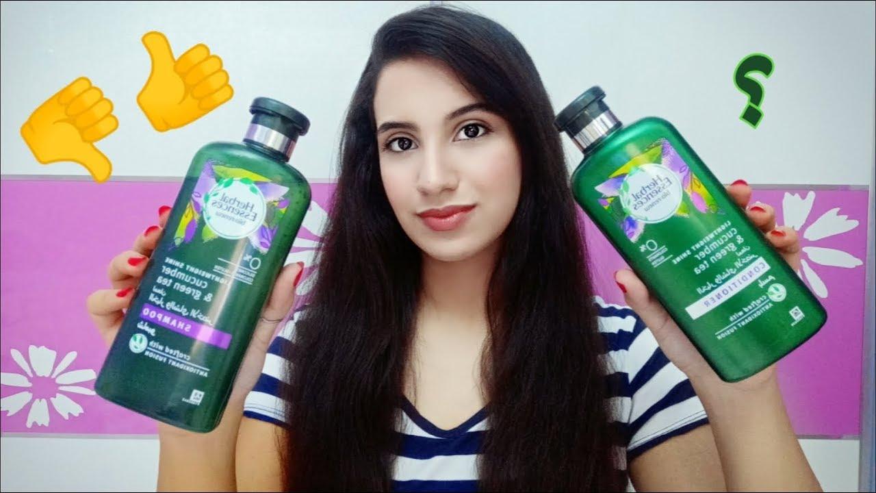 شامبو و بلسم هيربال الجديد Herbal Essences Youtube