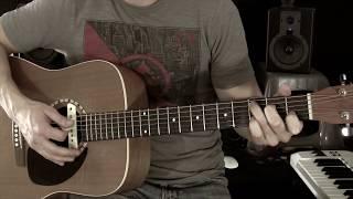 Imagine Dragons - Demons - Guitar Lesson (Luthdrix) (Daniel Luthjohn)