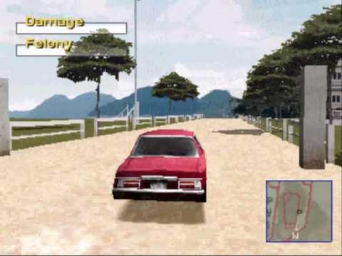 Secrets Of Driver 2 - The Rio Race Track