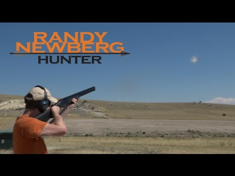 Shooting with Randy and Matthew Newberg - Test driving Pointer Shotguns