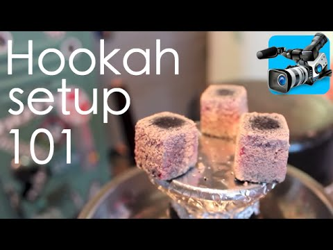 Hookah 101: Setting up your hookah - YouTube