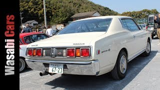 Part 2: Nissan Cedric SGL 2 Door Hardtop (K330)