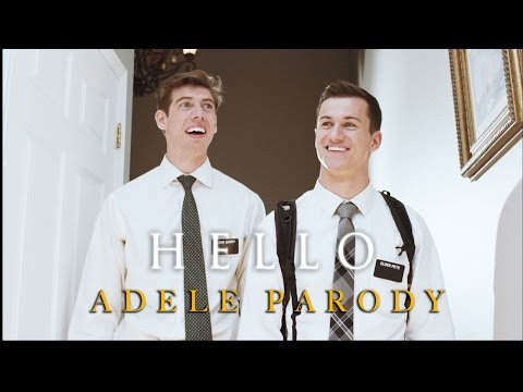 Adele - Hello (Missionary Parody) from YouTube · Duration:  5 minutes 15 seconds