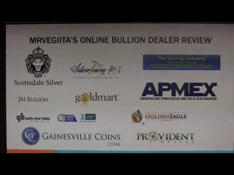 Online Bullion Dealer Review for Silver