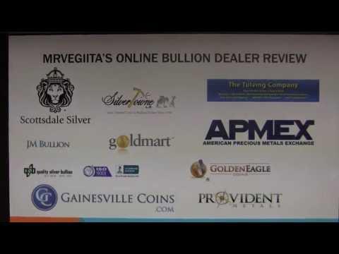 Online Bullion Dealer Review for Silver