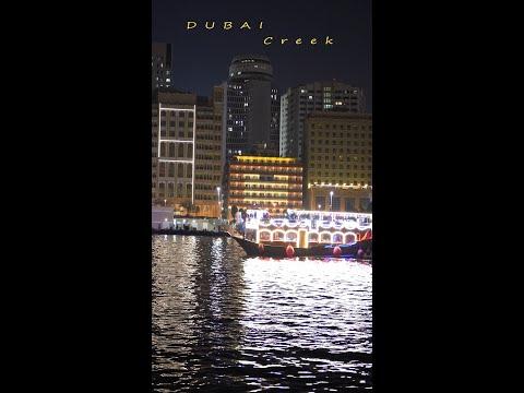 Dubai Creek | Al Seef Dubai Heritage Village | Deira & Bur Dubai @Destination HeynsLand #shorts