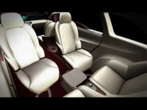Buick Business Concept Car In China Youtube