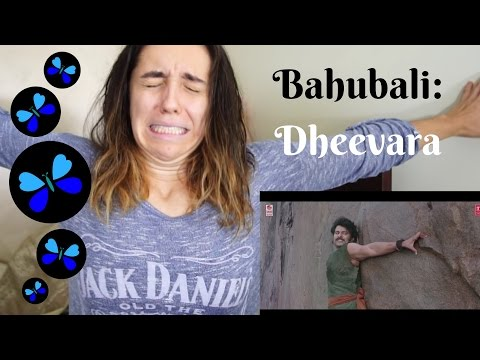 Dheevara Song Australian Reaction // Bahubali