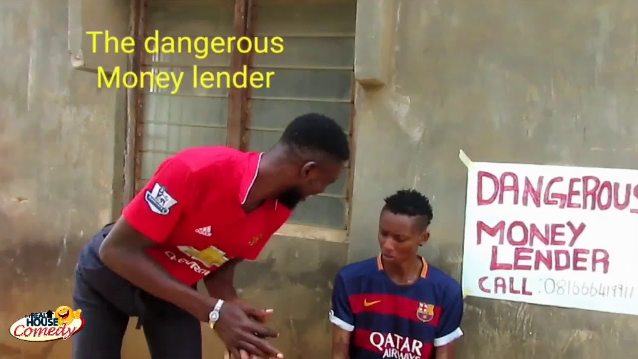 Download The dangerous Money Lender (Real House Of Comedy) (Nigerian Comedy)