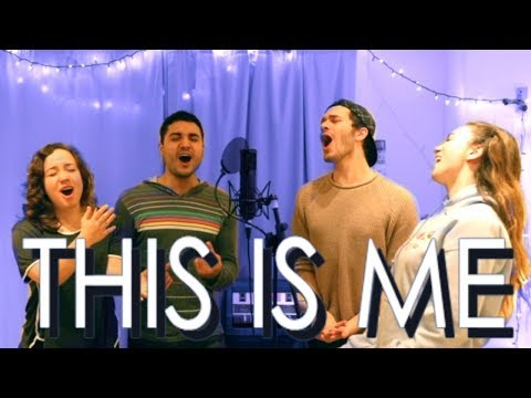 """THIS IS ME- """"The Greatest Showman"""" A CAPPELLA COVER"""