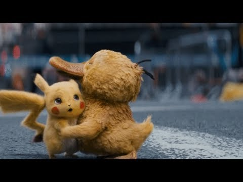Kygo,Rita Ora - Carry On/POKÉMON Detective Pikachu Montage