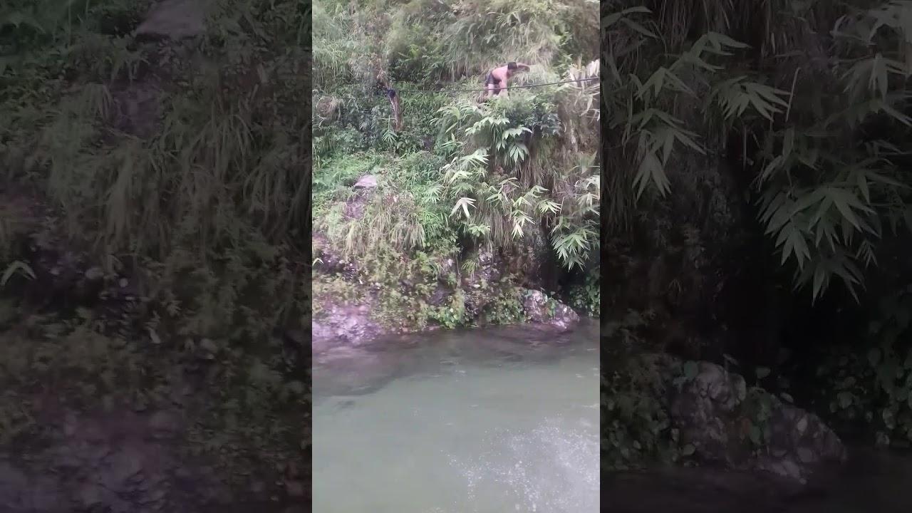 Sisnery Natural Swimming Pool High Jump Youtube