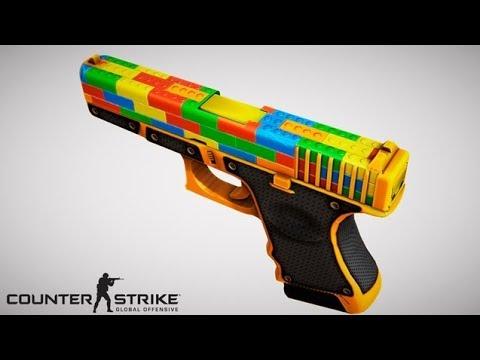 Hasil untuk mainan Glock-18 csgo