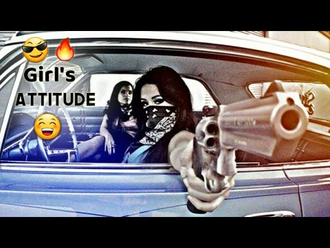 😎Girls Attitude Status 🔥| Attitude WhatsApp Status Video 2019