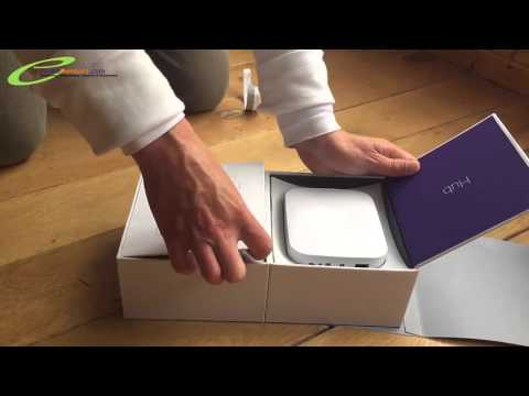 New Samsung SmartThings Hub Unboxing