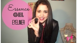 First Impression: Essence Gel Eyeliner Thumbnail