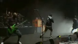 knotfest 2014 limp bizkit thieves fred in the crowd slipknot the devil in i