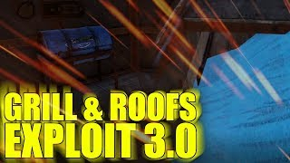 RUST Roof and GRILL Base - Sick hidden Rooms Exploits 3.0
