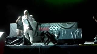 Cameron Dallas - She Bad (Live) Magcon Madrid