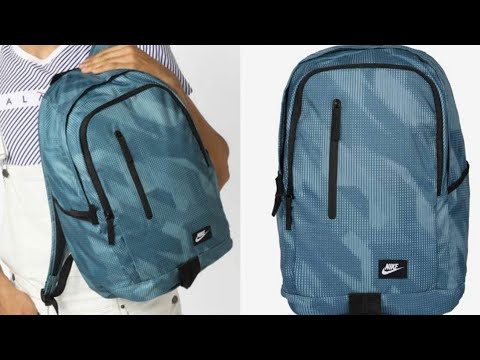 d757a86f7176 Nike Backpack Unboxing and Review