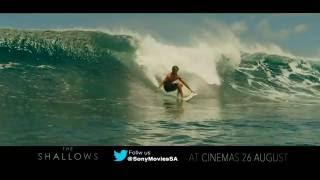 The Shallows | Releasing August 26