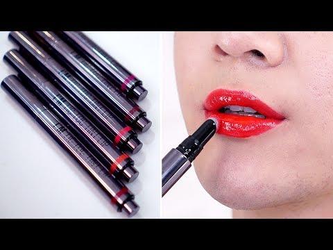 I'M MEME Tic Toc Tint Lip Review + Swatches - Edward Avila