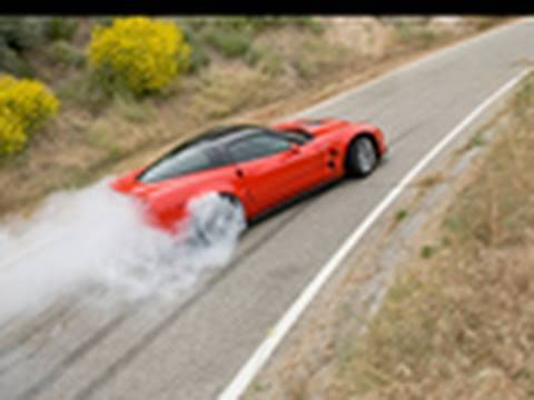 2010 Chevrolet Corvette ZR1 Road Test