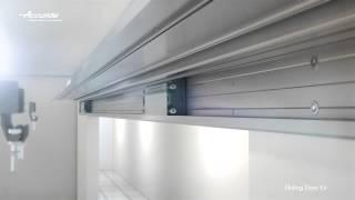 Sliding Door Hardware from Accuride