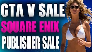AWESOME STEAM Square Enix SALE! - Top 5 Deals - Vloggest