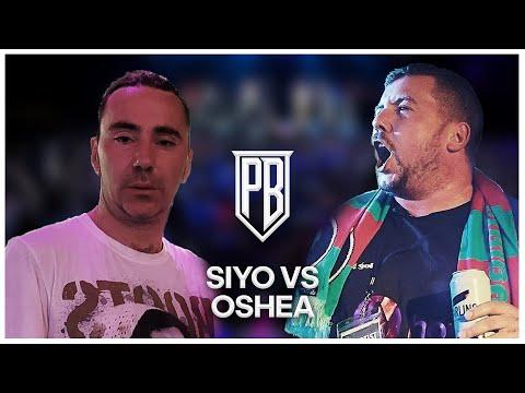 Premier Battles | Oshea vs Siyo | England vs Ireland