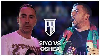 Oshea Vs Siyo | Premier Battles | England Vs Ireland