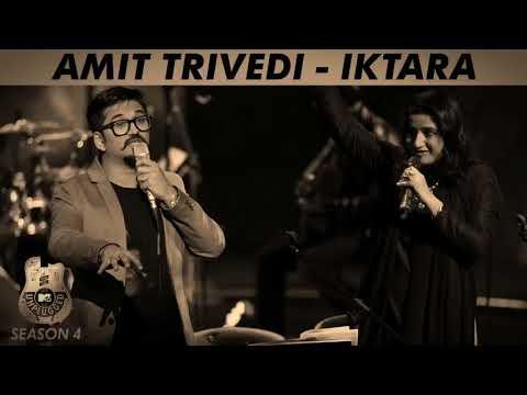 Iktara Unplugged -Amit Trivedi - MTV Unplugged