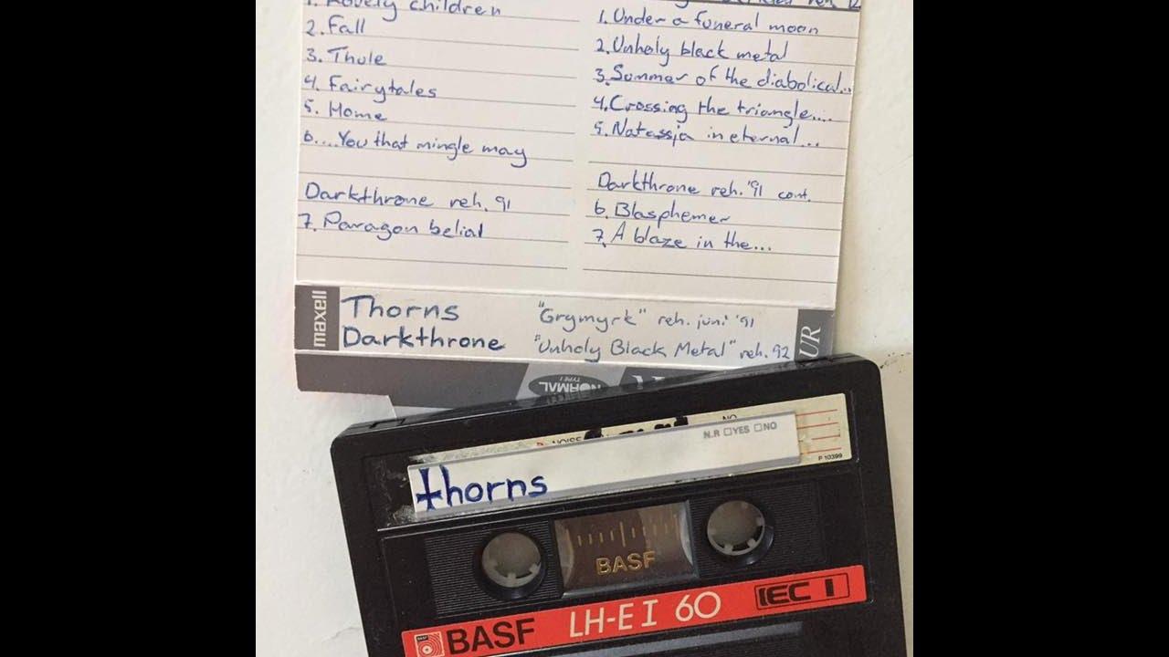 Download THORNS - Grymyrk [Full Demo 1991]