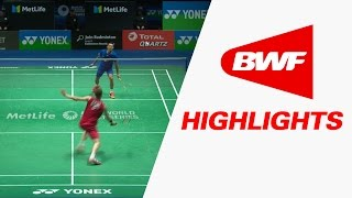 yonex all england open 2017   badminton qf highlights