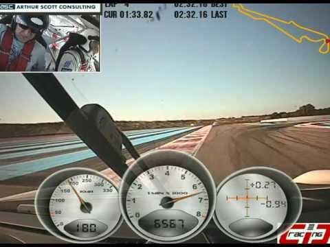 CID RACING - Castellet Posrsche Sport Cup Suisse 22 Juin 2012 - Part 1