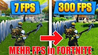 MEHR FPS IN FORTNITE BEKOMMEN! PS4 und PC! BESTEN Einstellungen! Fortnite 2 Season 2