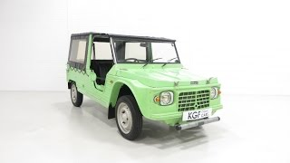 Dare to be Different, an Immaculate Citroen Dyane 6 Mehari Version 2. £18,495