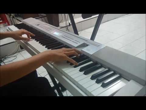 NDC Worship - KuasaMu Terlebih Besar Piano Cover