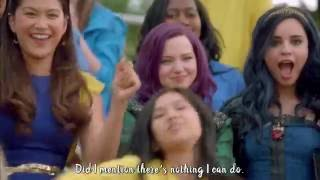 [HD] [Lyrics] Mitchell Hope - Did I Mention (Descendants OST)
