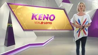 KENO Ziehung vom 03.04.2020