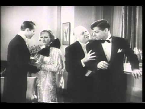 Dancing Lady Trailer 1933