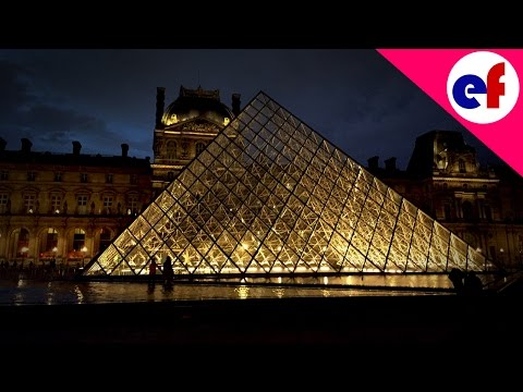 Louvre By Night | Explore France