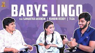 Baby's Lingo | Oh Baby | Samantha Akkineni | Nandini Reddy | Teja Sajja | July 5th Release