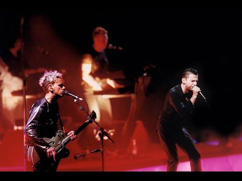 Depeche Mode - Singles Tour 1998 - Cologne - Behind The Scenes
